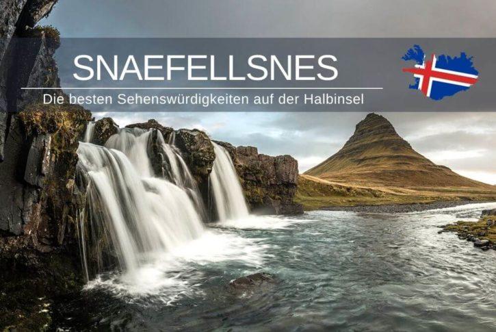 Halbinsel Snaefellsnes Island
