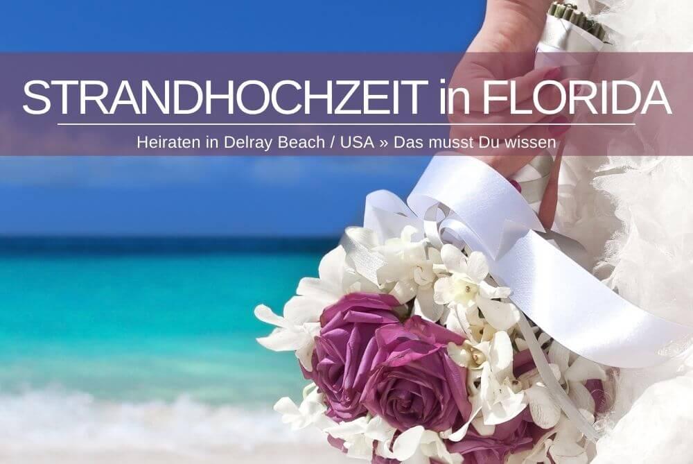 Heiraten In Florida Strandhochzeit1