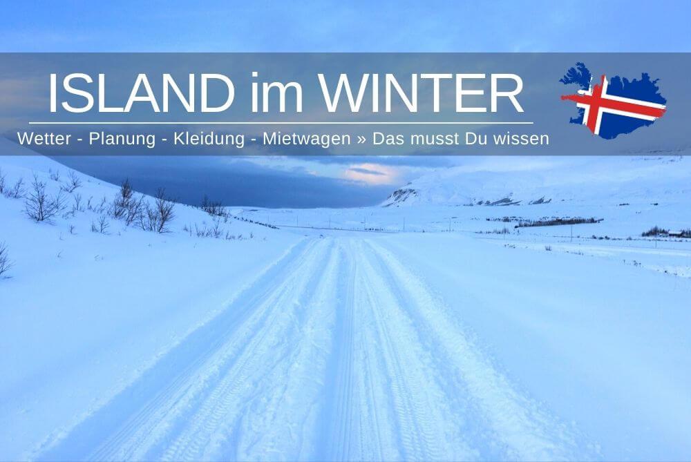 Island Im Winter Tipps