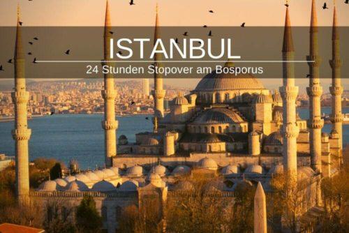 Istanbul Stopover