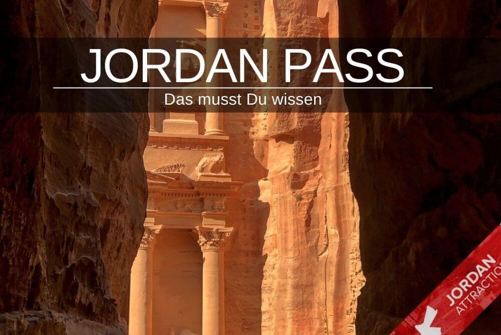 Jordan Pass Infos