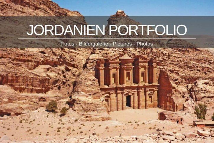 Jordanien Fotos