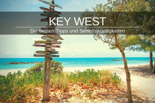 Key West Tipps
