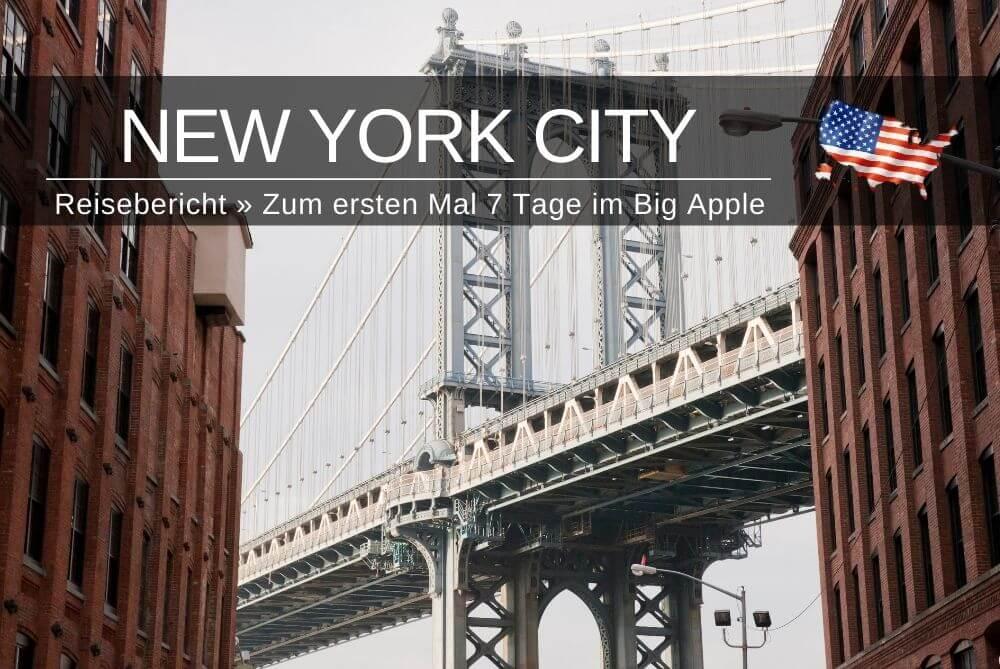 New York City Reisebericht