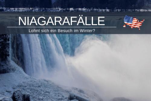Niagarafaelle Im Winter