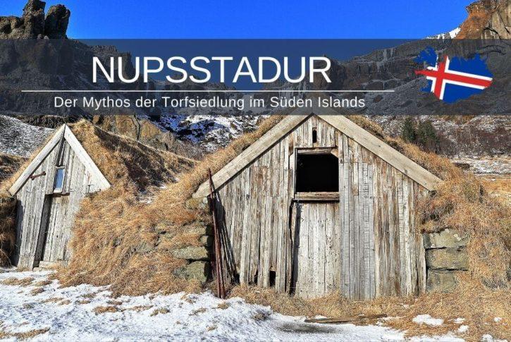 Nupsstadur Island
