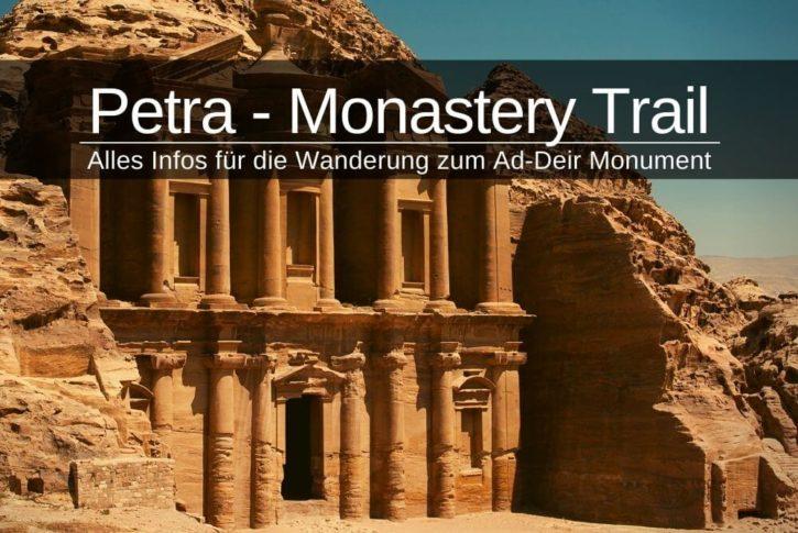 Petra Ad Deir Monument