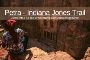 Petra Indiana Jones Trail