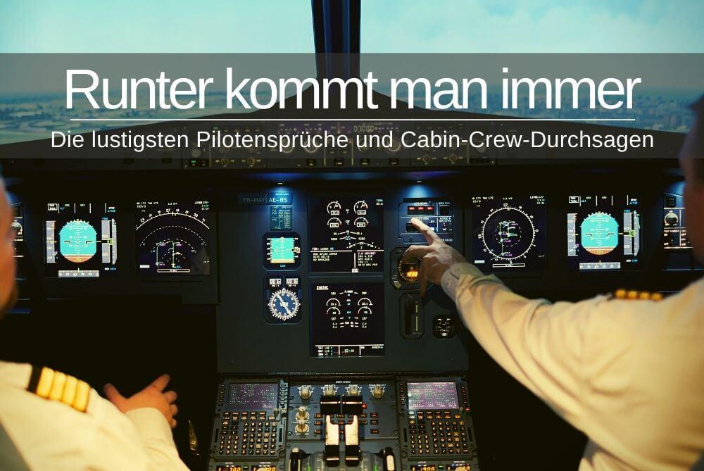 Pilotensprüche
