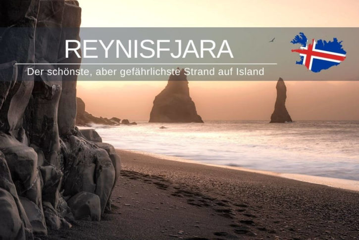 Reynisfjara Island