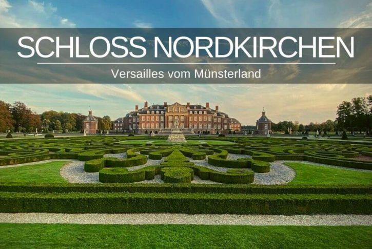 Schloss Nordkirchen Versailles