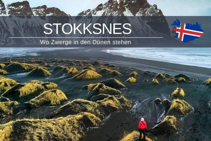 Stokksnes Vestrahorn Island