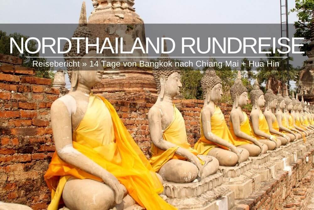 Reisebericht Thailand Rundreise