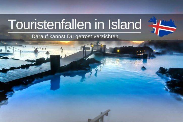 Touristenfallen In Island