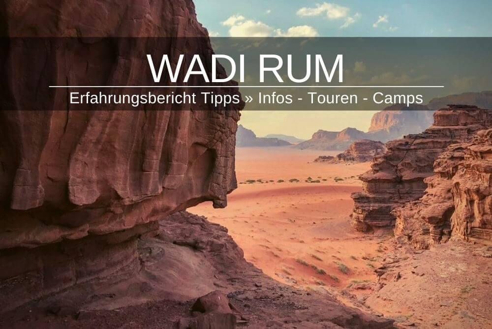 Wadi Rum Tipps