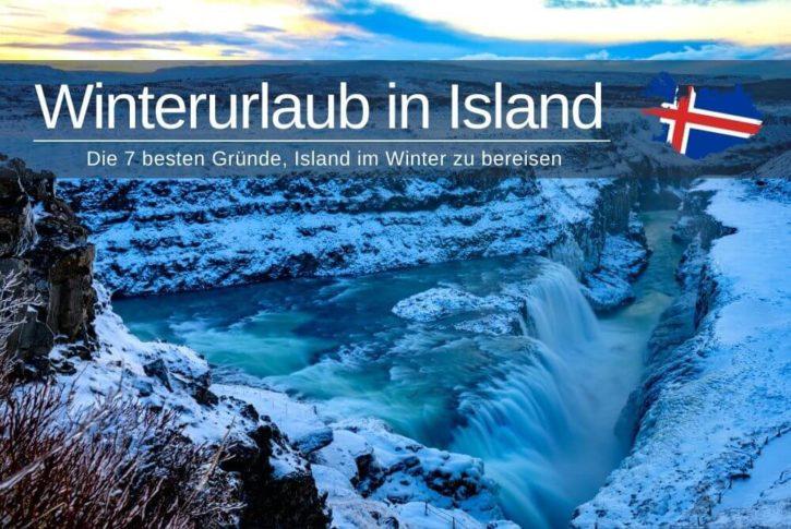 Winterurlaub In Island