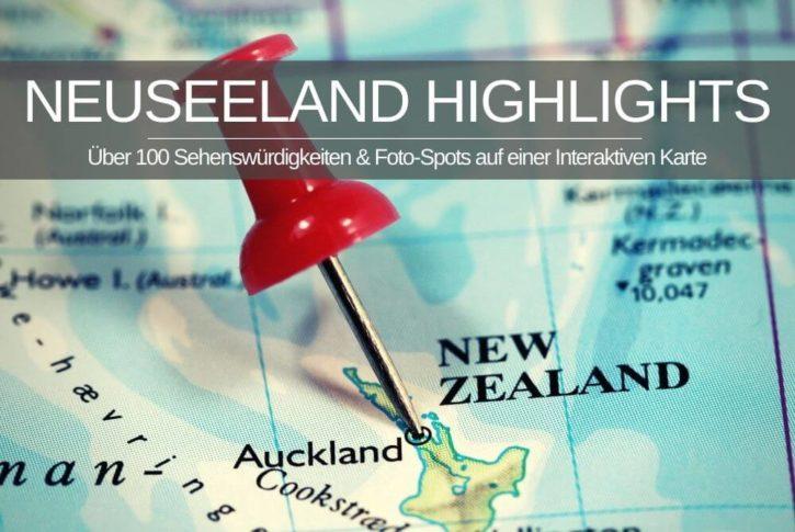 Neuseeland Sehenswuerdigkeiten