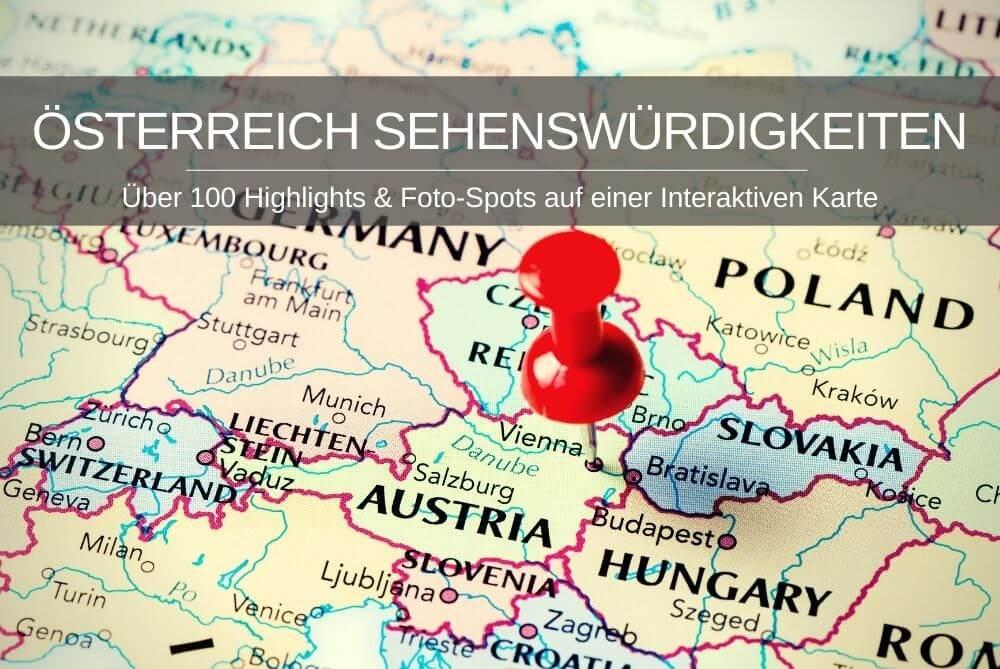 Österreich Sehenswuerdigkeiten