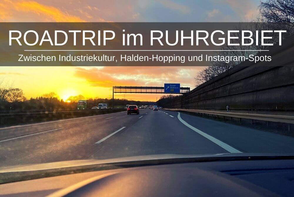 Roadtrip Im Ruhrgebiet Titel