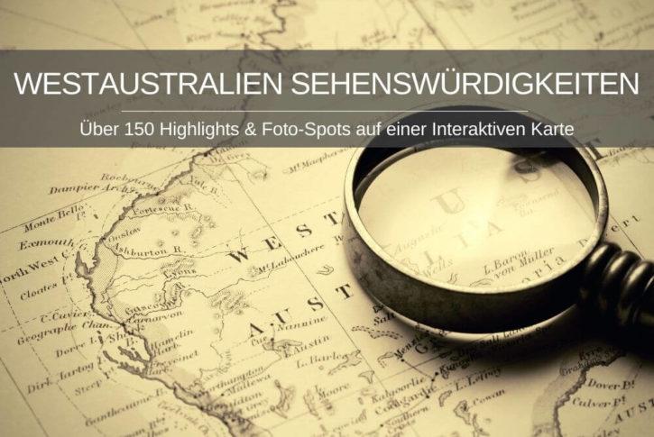 Westaustralien Sehenswuerdigkeiten