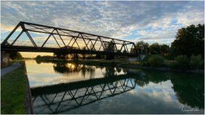 Dortmund-Ems Kanal bei Henrichenburg