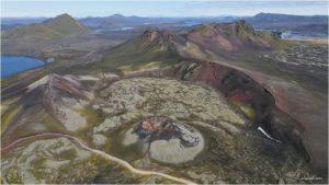 Krater Stútur