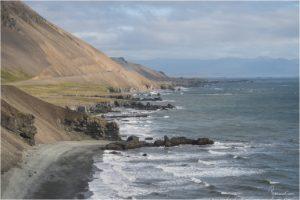 Küste in Südostisland