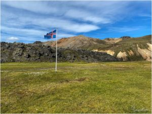 Landmannalaugar Campingplatz