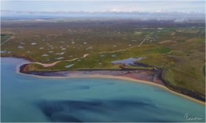 Reykjanes Peninsula Aerial