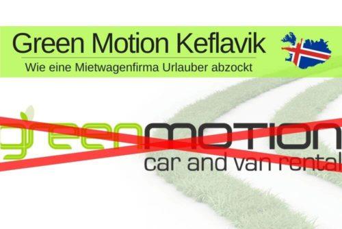 Erfahrung Green Motion Island
