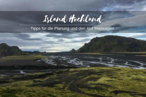 Island Hochland Tipps