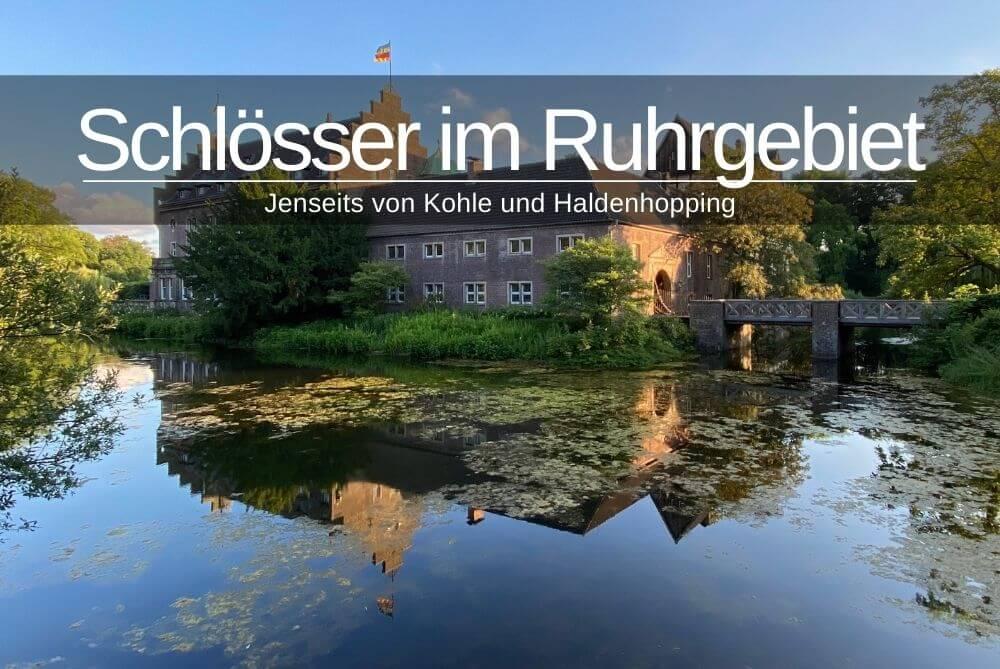 Schlösser Im Ruhrgebiet
