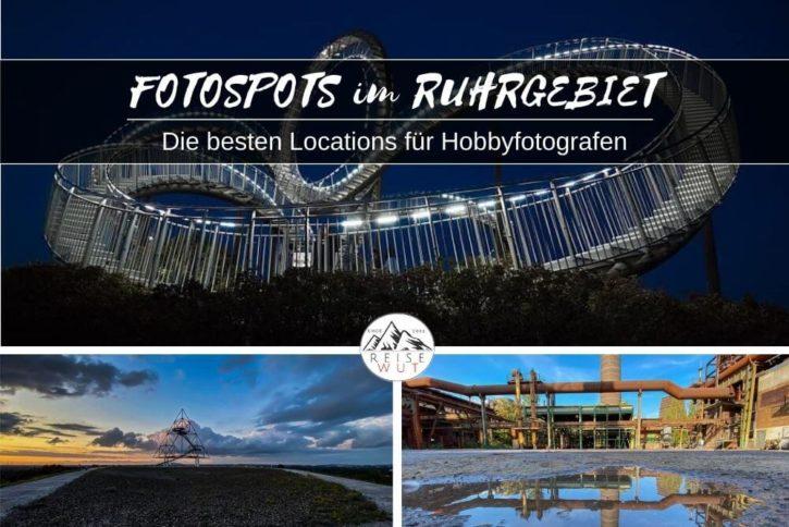 Fotospots Im Ruhrgebiet