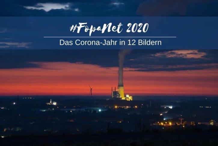 Fotoparade Fopanet 2020 Corona Jahr