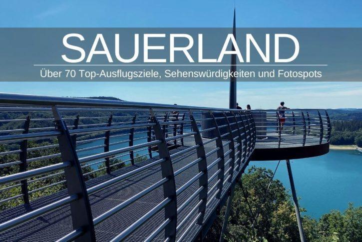 Sehenswürdigkeiten Ausflugsziele Im Sauerland