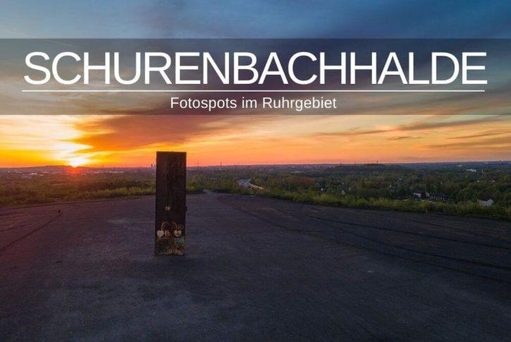 Schurenbachhalde Essen Ruhrgebiet