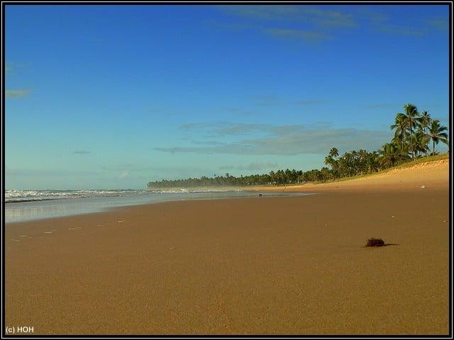 Strand von Bahia