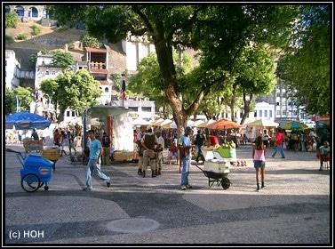 Mercado Modelo ... außen
