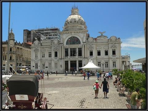 Rathaus von Salvador de Bahia