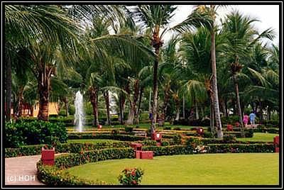 Gartenanlage Iberostar Bavaro