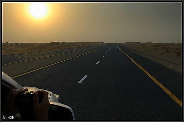 Road to Dubai