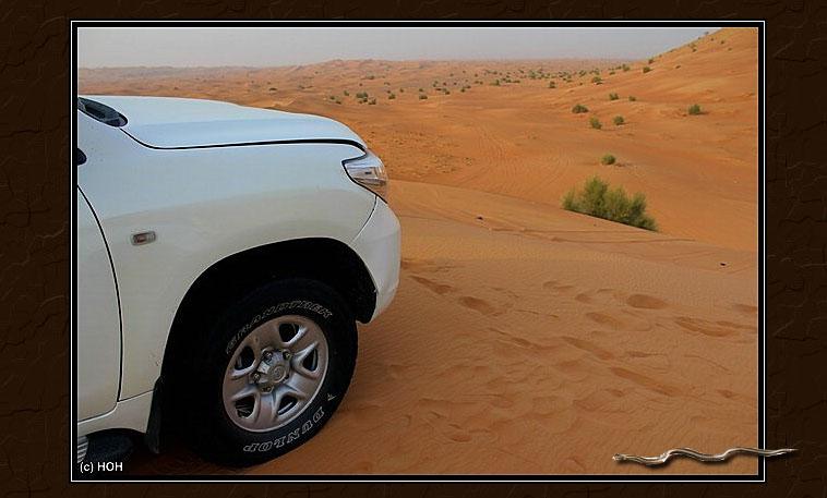 Am Rande der Wüste