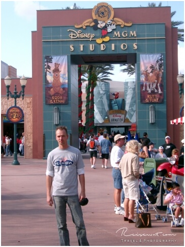 Eingang MGM-Studios