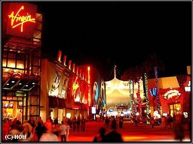 Downtown Disney Westside