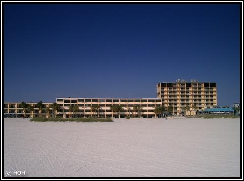 Bilmar Beach Hotel auf Treasure Island