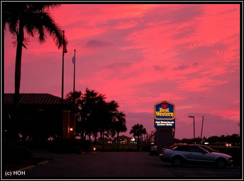 Sunset in Ft.Myers