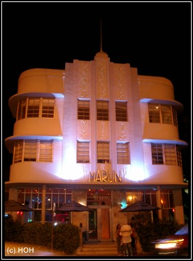 Art Deco Hotel Marlin