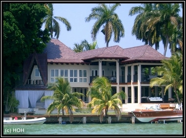 Millionairs Island