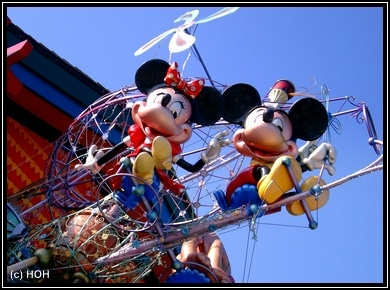 Minnie und Mickey