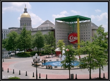 Coca Cola Atlanta